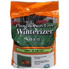 Fortify 18-0-12 Phosphorous Free Winterizer