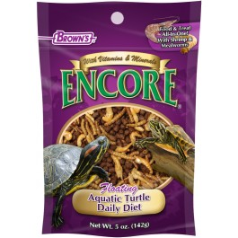 Encore®  Floating Aquatic Turtle Diet