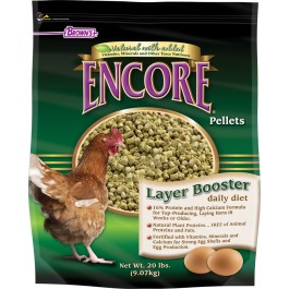 Encore® Natural Layer Booster Daily Diet