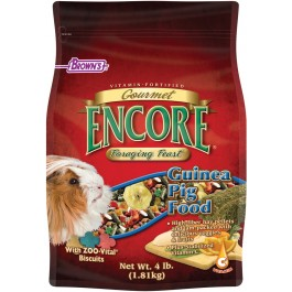 Encore® Gourmet Foraging Feast® Guinea Pig Food