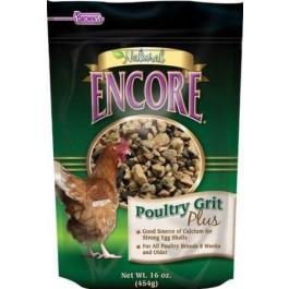 Encore® Natural Poultry Grit Plus