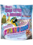 Naturally Fresh! Twirls & Cobs Cage Litter & Bedding