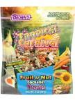 Tropical Carnival® Fruit & Nut Cockatiel, Conure & Lovebird Treat