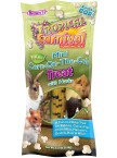 Tropical Carnival® Natural Mini Corn-On-The-Cob Treat with Husks