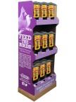 18 pc. Garden Chic!® Wild Bird Feeder Shipper Display