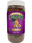 Encore®  Natural Tropical Fish Flake Food