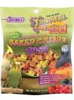 Tropical Carnival® Natural Baked Crisps for Pet Birds