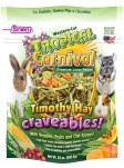 Tropical Carnival®  Natural Timothy Hay Craveables!®