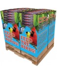 280 pc. - 7 lb. Bird Lover's Blend® Best Blend Quad Bin