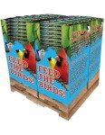 280 pc. - 7 lb. Bird Lover's Blend® No Waste Blend Quad Bin