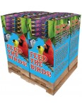 380 pc. - 5 lb. Song Blend® Supreme Buffet Quad Bin