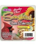 Garden Chic!®  Cardinal-Songbird Seed Cake