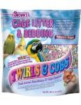 Twirls & Cobs Cage Litter & Bedding