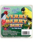 Garden Chic!®  Verry Berry Suet Cake