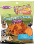 Tropical Carnival® Natural Sweet Potato Yummies