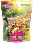 Tropical Carnival® Fruit & Nut Parrot-Macaw Big Bites!