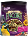 Encore® Premium Parrot Food