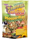 Tropical Carnival® Natural Pet Mouse & Rat Fortified Daily Diet