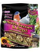 5 lb. Bird Lover's Blend®  Nuts, Berries & Bugs!