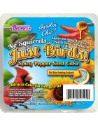 Garden Chic!®  No Squirrels... Just Birds! Seed Cake