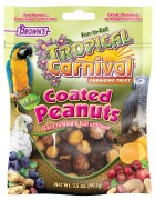 Tropical Carnival® Natural Mixed Coated Peanuts