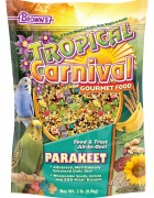 Tropical Carnival® Gourmet Parakeet Food