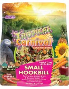 Tropical Carnival® Gourmet Small Hookbill Food