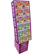 Garden Chic!®  Seed Cake Display (4 Flavors)