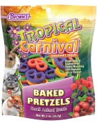 Tropical Carnival® Baked Pretzels Small Animal Treats