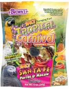 Tropical Carnival® Spicy Santa Fe™ Parrot Treat