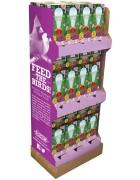 32 pc. Garden Chic!®  Hummingbird Feeder Plus Food Display