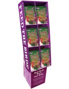 12 pc. - Garden Chic!®  7 oz. Mealworms Display
