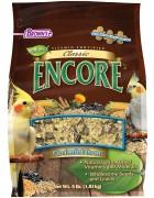 Encore® Classic Natural Cockatiel Food
