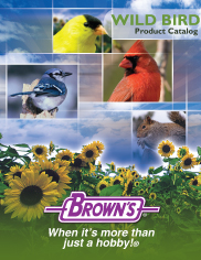 Wild Bird Product Catalog