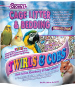 Naturally Fresh! Twirls & Cobs Cage Litter & Bedding-0