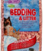 Natural Aromatic Red Cedar Bedding & Litter-0