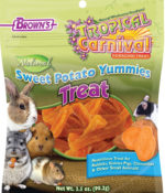 Tropical Carnival® Natural Sweet Potato Yummies-0