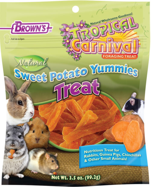 Tropical Carnival® Natural Sweet Potato Yummies-0