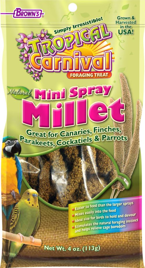 Tropical Carnival® Natural Mini Spray Millet-0