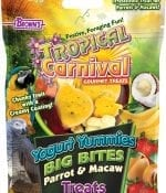 Tropical Carnival® Yogurt Yummies™ Big Bites Parrot & Macaw Treats-0