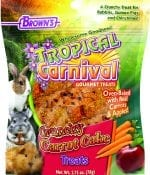 Tropical Carnival® Crunchy Carrot Cake Treats-0