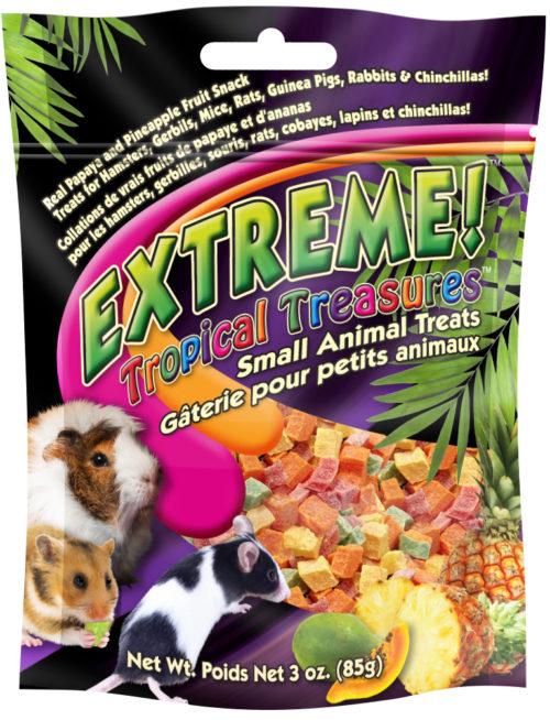 Extreme!™ Tropical Treasures™ Small Animal Treats-0