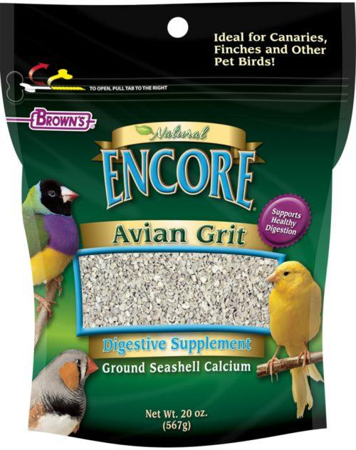 Encore® Natural Avian Grit Digestive Supplement-0