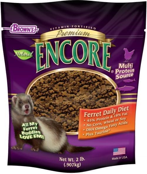 Encore® Premium Ferret Food-0