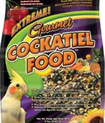 Extreme! Gourmet Cockatiel Food™ -0