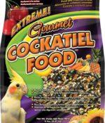 Extreme! Gourmet Cockatiel Food™ -0