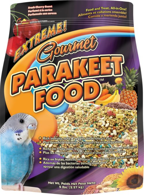 Extreme! Gourmet Parakeet Food™ -0