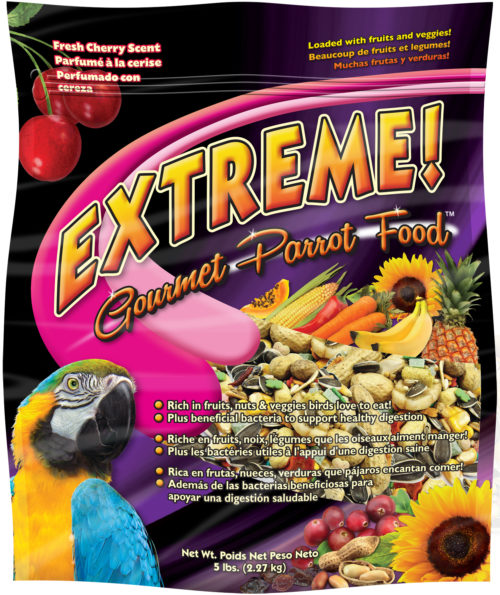 Extreme! Gourmet Parrot Food™ -0