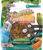 Tropical Carnival® ZOO•VITAL® Rice-Based Parakeet/Budgie Pellets-0