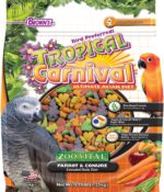 Tropical Carnival® ZOO•VITAL® Rice-Based Parrot & Conure Pellets-0